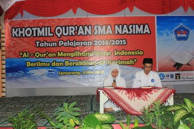 Dokumentasi Sekolah Nasima